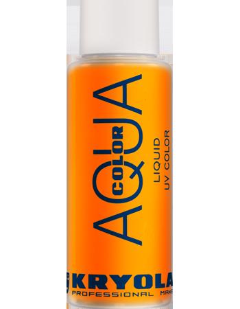 Kryolan UV Aquacolor, Orange