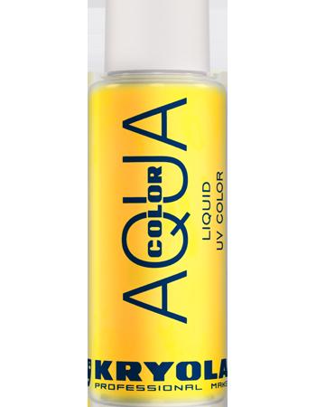 Kryolan UV Aquacolor, Gul