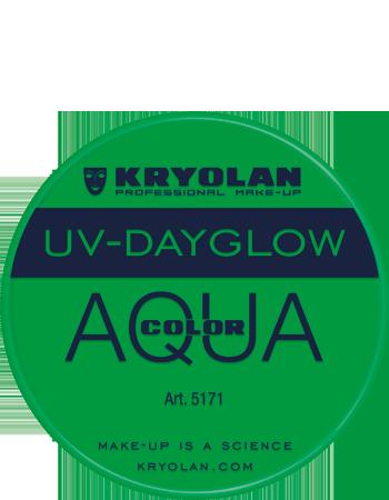 Kryolan Aqua liten UV grön