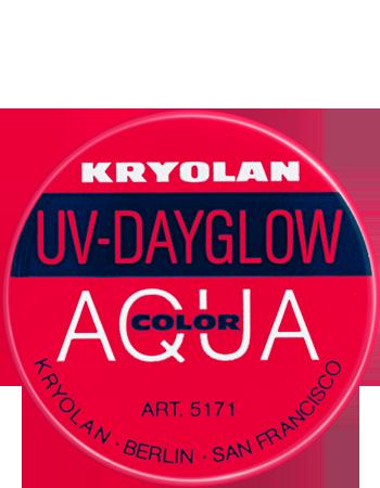 Kryolan Aqua liten UV rosa