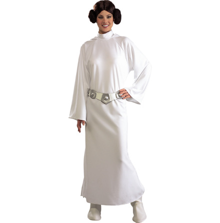Star Wars Prinsessan Leia deluxe