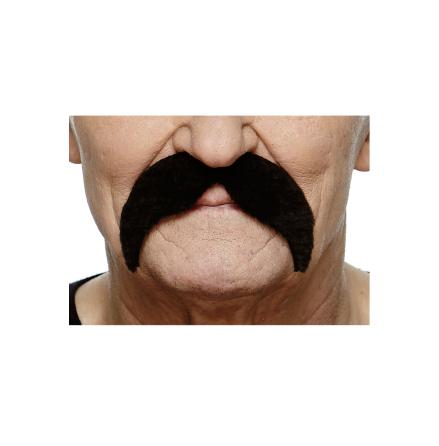 Mustasch Sober svart