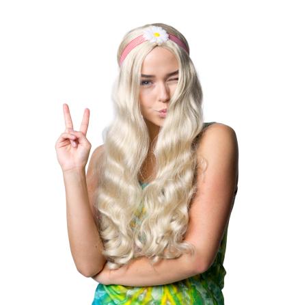 Peruk Hippie dam