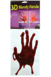 Blodig slimehand