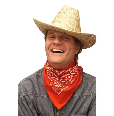 Scarf, cowboy