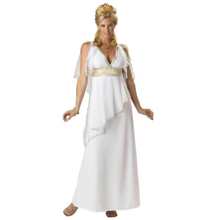 Grekisk Gudinna vit