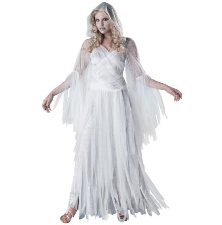 Spökklänning lång