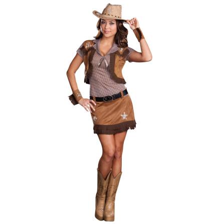 Cowgirl vuxen
