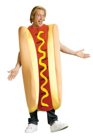 Dräkt, Party Hot Dog