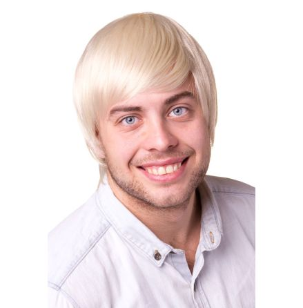 Liam, blond
