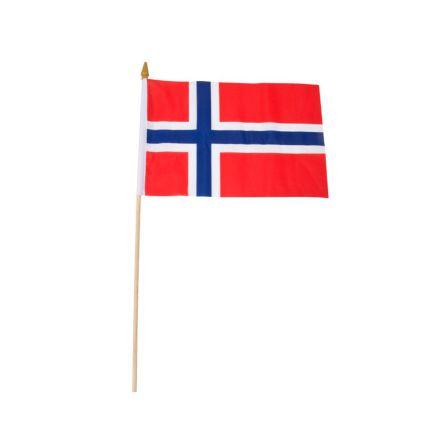 Tygflagga, Norge 20x30cm
