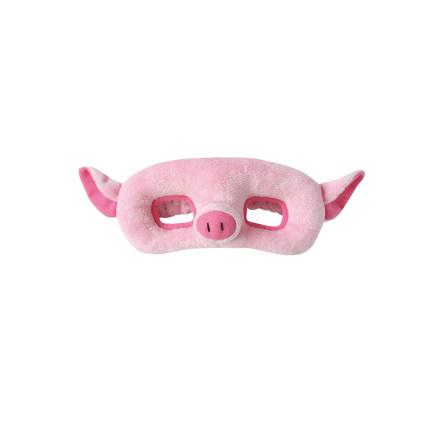 Barnmask, gris