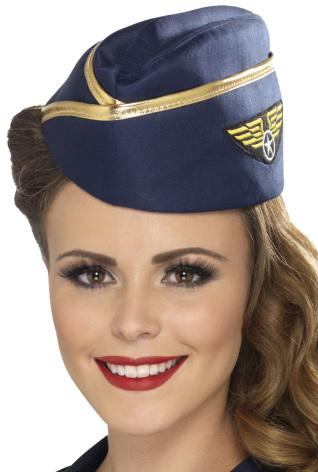 Flygvärdinnehatt
