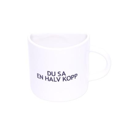 Halv kopp