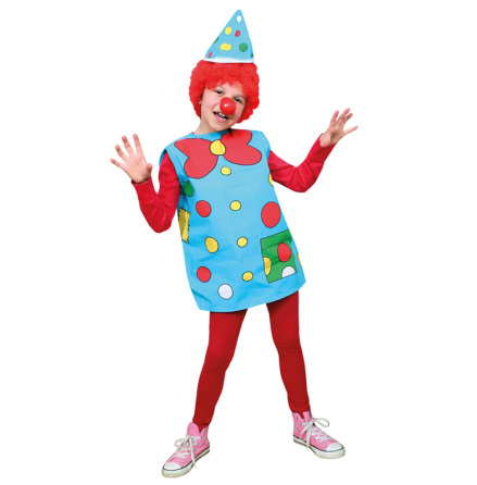 Clown Väst barn
