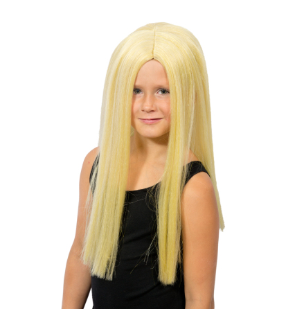 Peruk Blondin barn