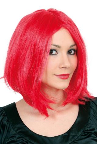 Celebrityperuk, röd
