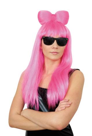 Peruk Pop Star rosa