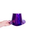 Hög hatt laser sorterade färger