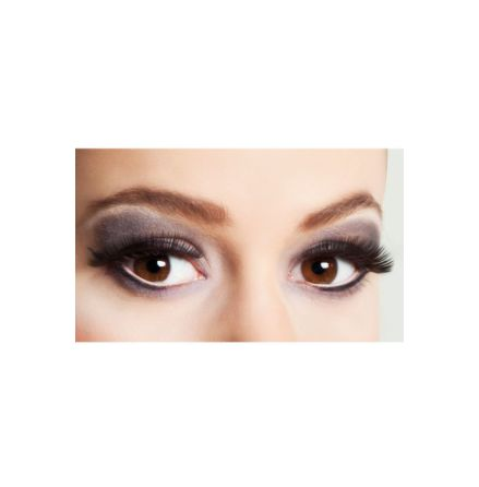 Ögonfransar basic svarta