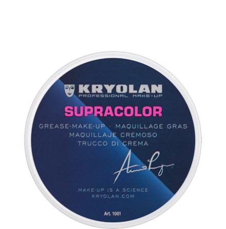 Kryolan Supra liten 071 svart