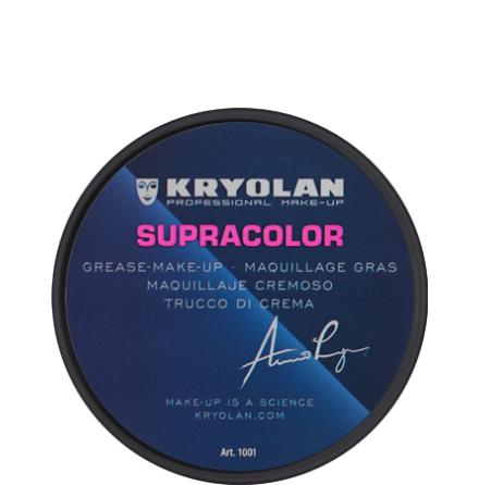 Kryolan Supra liten 32B ljusgrå