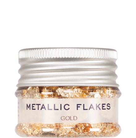 Kryolan Metall flakes, Guld