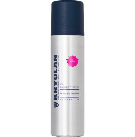Kryolan UV hårspray, Rosa