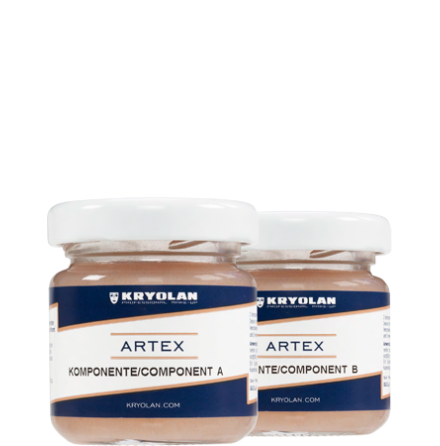 Kryolan, Artex 2x40ml