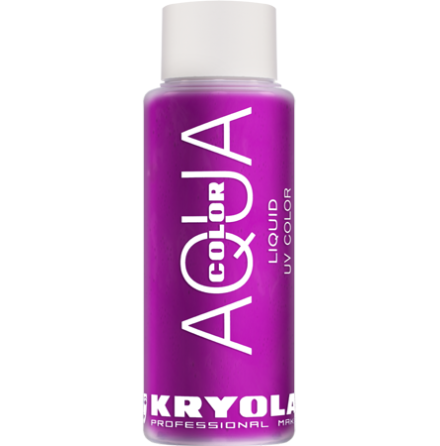 Kryolan UV Aquacolor, Lila