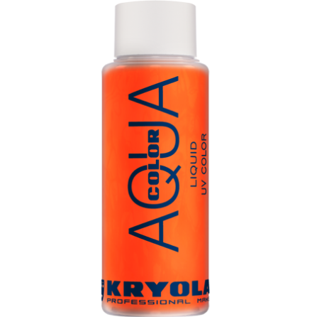 Kryolan UV Aquacolor, Röd