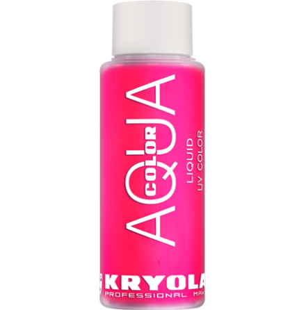 Kryolan UV Aquacolor, Rosa