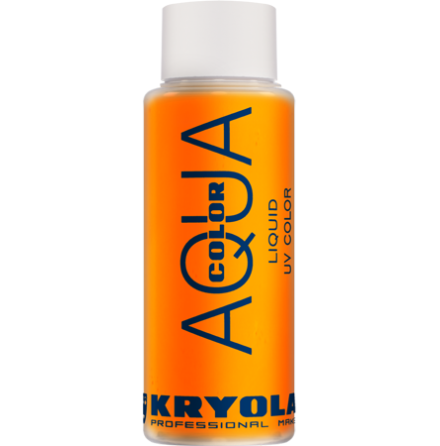 Kryolan UV Aquacolor, Orange