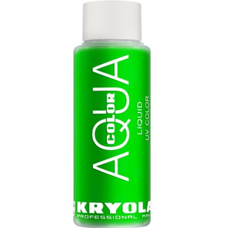 Kryolan UV Aquacolor, Grön