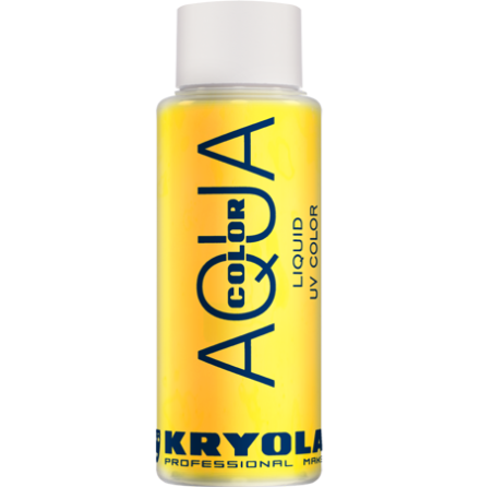 Kryolan UV Aquacolor, Gul