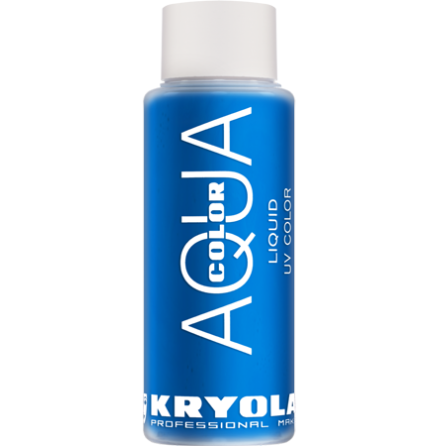 Kryolan UV Aquacolor, Blå