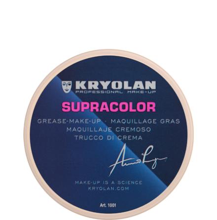 Kryolan Supra liten 6W hudfärg