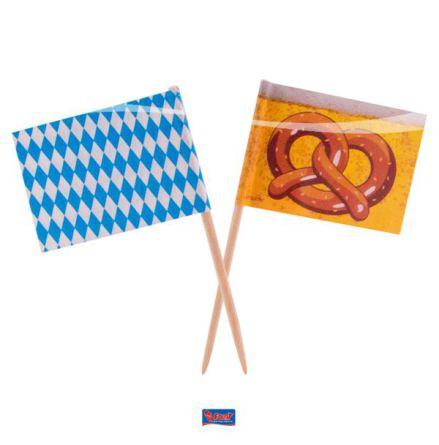 Cocktailflaggor, oktoberfest 50st