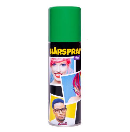 Hårspray, grön