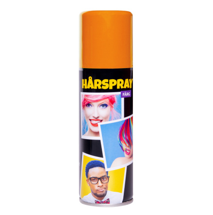 Färgspray orange