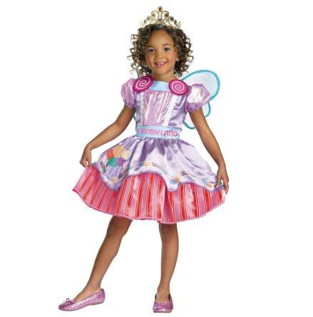 Candyklänning barn
