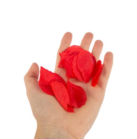 Rosenblad, röda