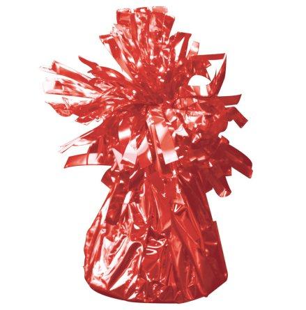 Ballongvikt, röd 160g