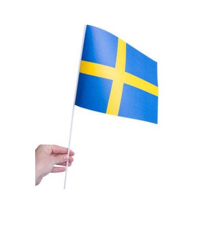 Pappersflagga, Sverige 27x20cm