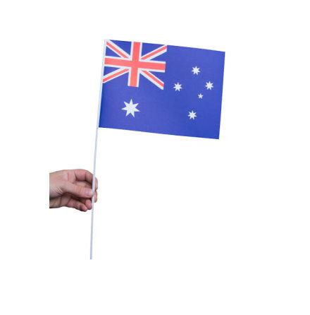Pappersflagga, Australien 27x20cm