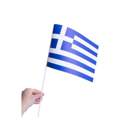 Pappersflagga, Grekland 27x20cm