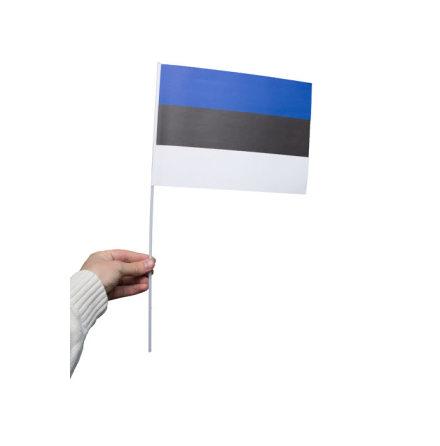 Pappersflagga, Estland 27x20cm