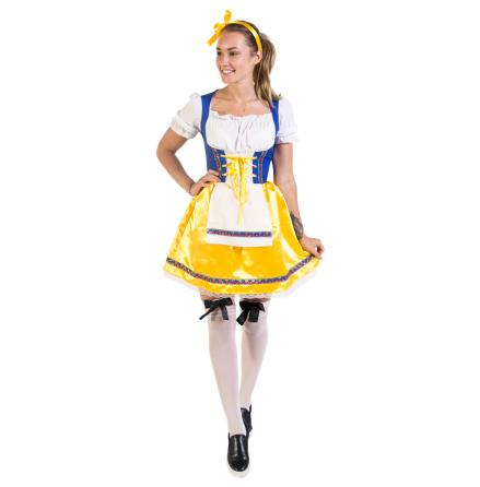 Sverigeklänning L