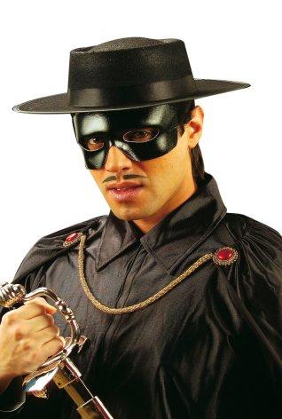 Zorrohatt, vuxen