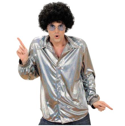 Disco Skjorta Silver